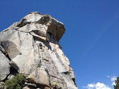 Rock Climbing Photo: Olga 5.8