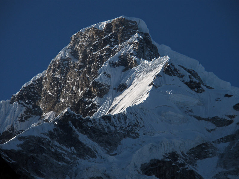 Rock Climbing Photo: Huascaran Norte (21,834 ft.)