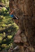 Rock Climbing Photo: August 16, 2015