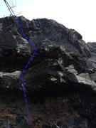 Rock Climbing Photo: sissy blaster