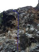 Rock Climbing Photo: bug walk