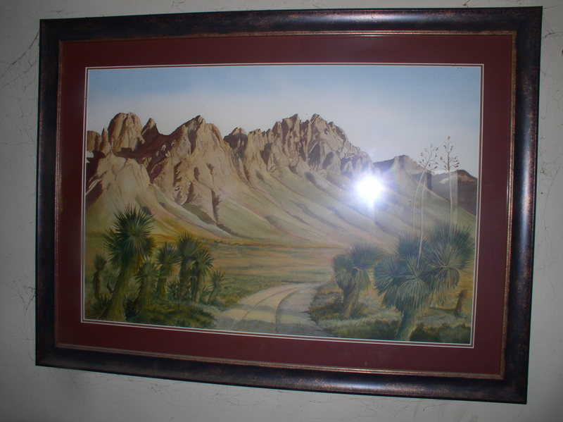 Organ Watercolor 1
