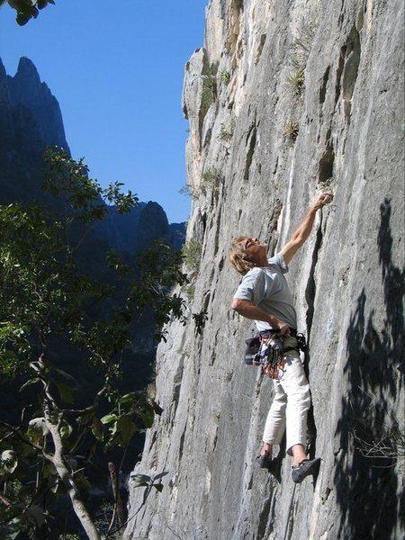 Rock Climbing Photo: The Potrero