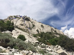 Rock Climbing Photo: Schoolroom West  Several of these pitches can be c...
