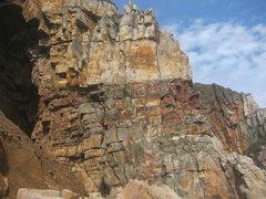 Rock Climbing Photo: Lower Dragon Ridge