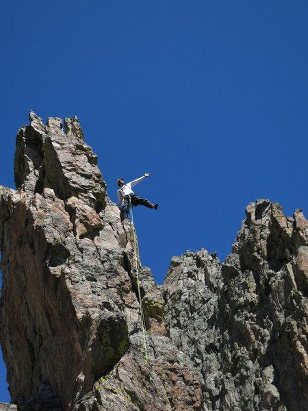 Let's climb!