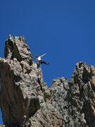 Rock Climbing Photo: Let's climb!