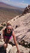 Rock Climbing Photo: Scramble