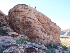 Rock Climbing Photo: Cannibal