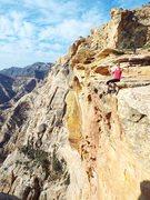 Rock Climbing Photo: Chair