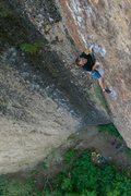 Rock Climbing Photo: move after move after move after move...