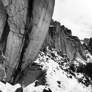 Rock Climbing Photo: Sharma's project - a future 5.16.