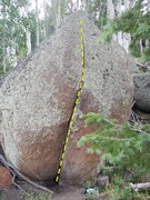 Rock Climbing Photo: The Crack