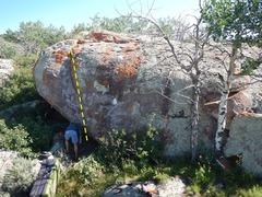 Rock Climbing Photo: Sleeveless Flanel
