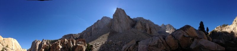 Rock Climbing Photo: The Crown Jewel of the Sierra