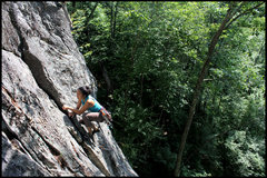Rock Climbing Photo: Sorry I forgot your name..
