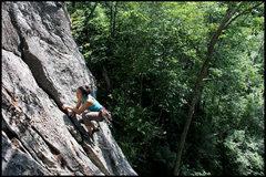 Rock Climbing Photo: Sorry I forgot your name..