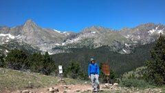 Rock Climbing Photo: Tijeras Peak