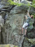 Rock Climbing Photo: Monkey Face (V5)