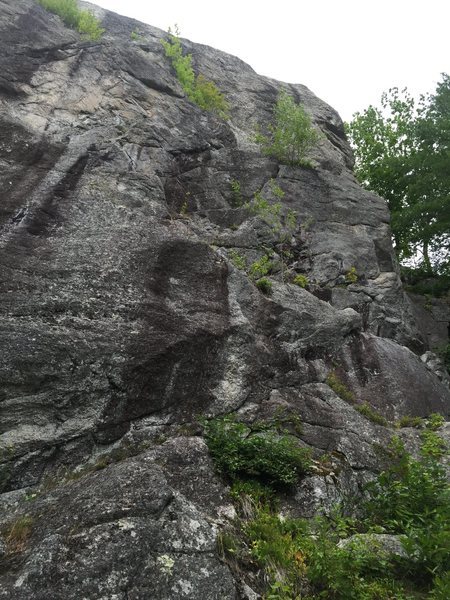 Rock Climbing Photo: Left to Right 2 of 10