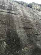 Rock Climbing Photo: Left to Right 5 of 10
