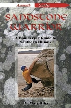 Rock Climbing Photo: Sandstone Warrior