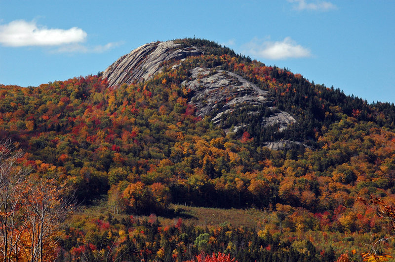 Middle Sugarloaf / Main Face