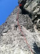 Rock Climbing Photo: Lonesome