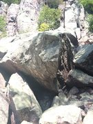 Rock Climbing Photo: Jockey Rocket
