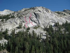 Rock Climbing Photo: Pennyroyal Arches.