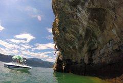 Rock Climbing Photo: Mike Crapo