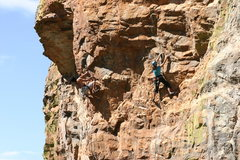 Rock Climbing Photo: Cool stuff at Mt. Lemmon