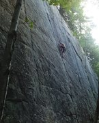 Rock Climbing Photo: Five Star Crack