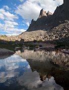 Rock Climbing Photo: Warbonnet