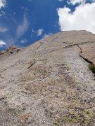 Rock Climbing Photo: K Cracks