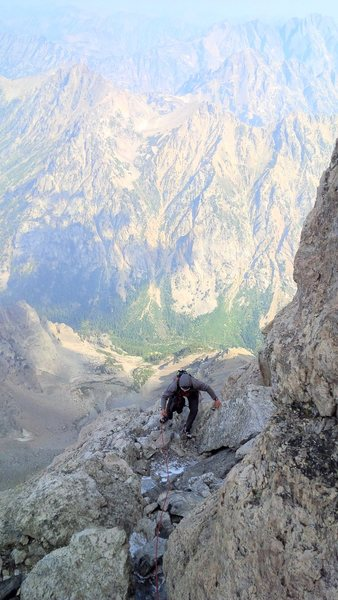 Rock Climbing Photo: Grand. OS.