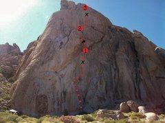 Rock Climbing Photo: All Along the Watchtower