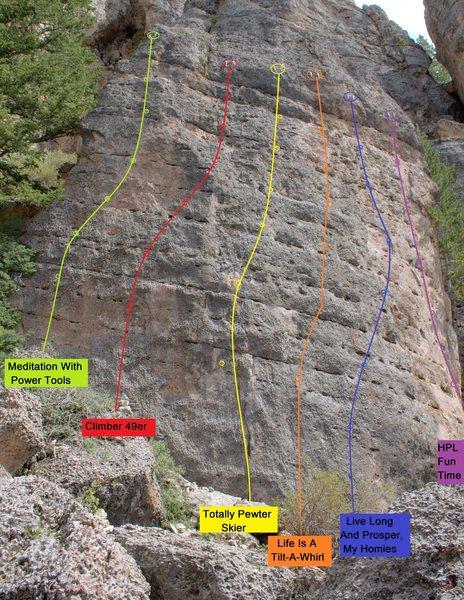 Rock Climbing Photo: Tilt A Wall