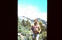 Rock Climbing Photo: Lee Davis at The Tooth of Time