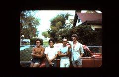 Rock Climbing Photo: Lee Davis, Clem Ota, Reed Cundiff, Doug Roberts