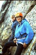 Rock Climbing Photo: Ed Ward, Chris O'Brien