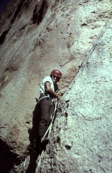 Rock Climbing Photo: Goerge Goedecke
