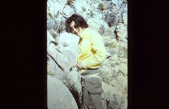 Rock Climbing Photo: Clem Ota