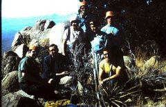 Rock Climbing Photo: Fred Janer, Dick Ingraham, Clay Goldberg, Chris O'...