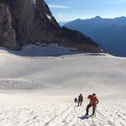 Rock Climbing Photo: Bugaboo glacier