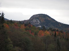 """Rock Climbing Photo: From Route 302 - The left skyline is """"Skyline..."""