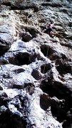 Rock Climbing Photo: Droppy