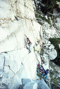 """Rock Climbing Photo: Urmas Franosch TRing """"Girls On Fire"""" (5...."""