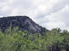 Rock Climbing Photo: Kinsman View from RT 112