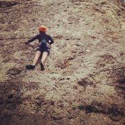 Rock Climbing Photo: Wild Iris: OK Corral